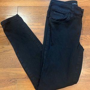 STS Blue - Emma Black Ankle Skinny Jeans